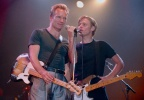 Sting and Bryan Adams 1995 Private Event